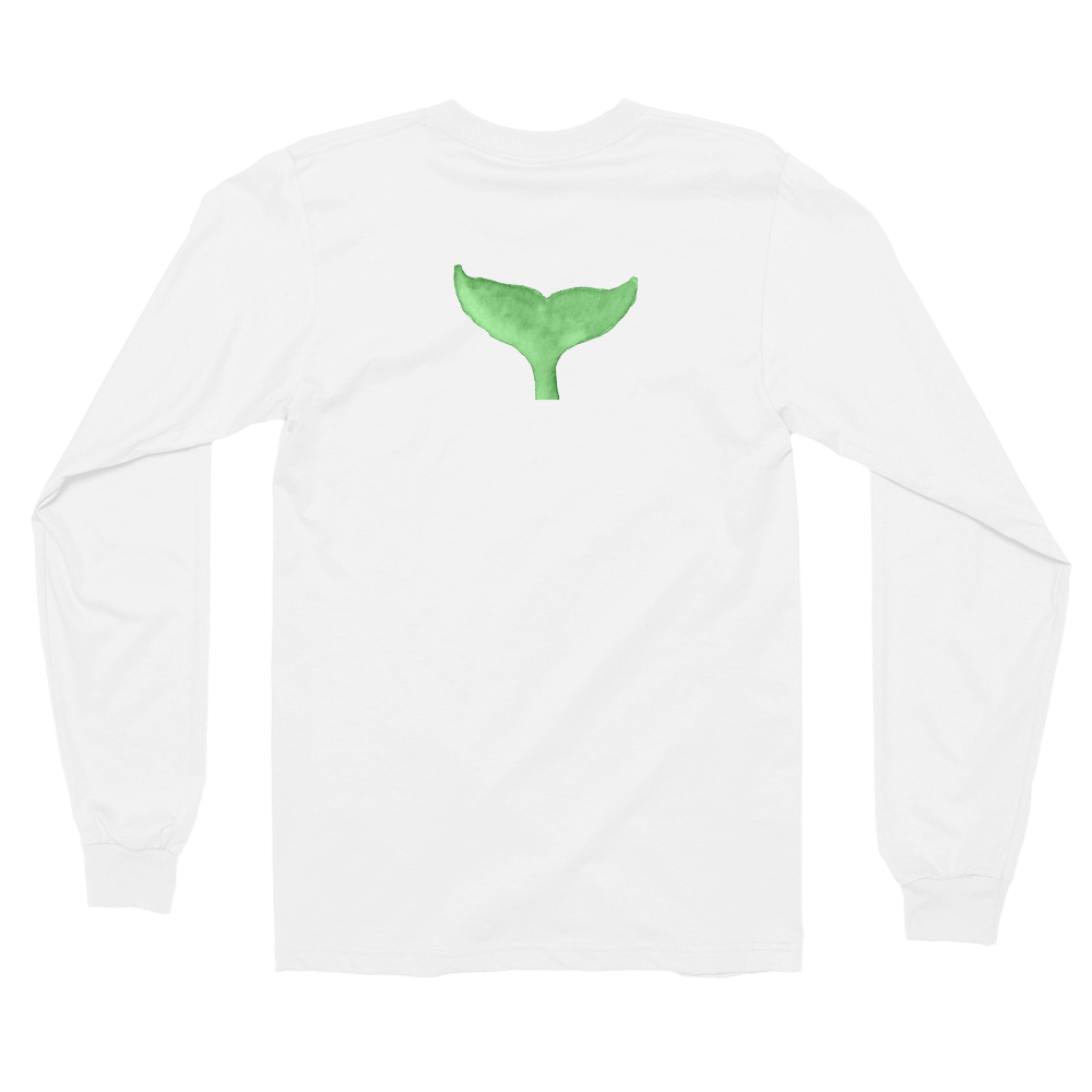 Whale Tail Long Sleeve