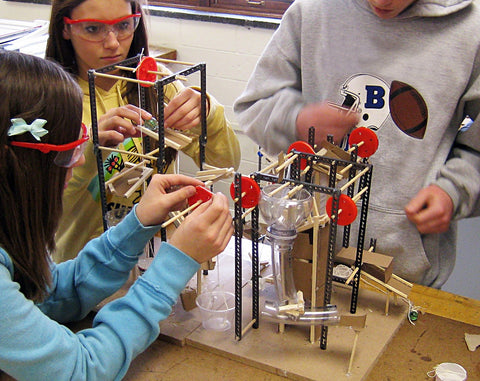 Crazy Contraptions Activity