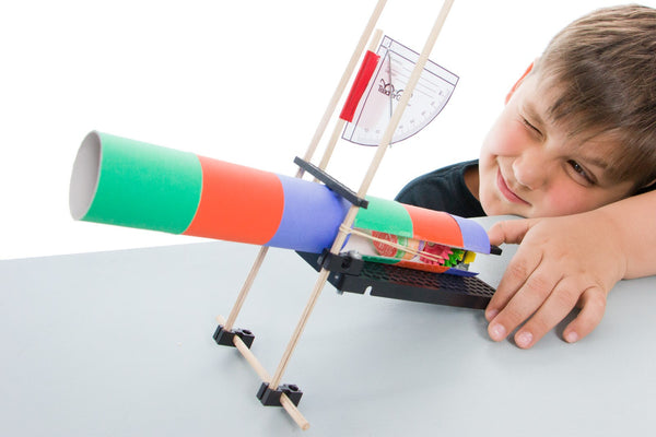 Ping-Pong Ball / Projectile Launcher Activity