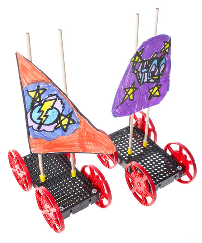 Sail Car Activity