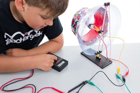 Mini Wind Turbine Activity