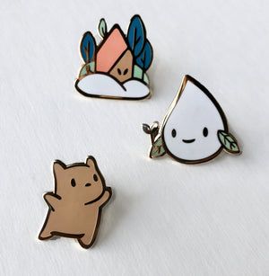 Teahouse | Mimochai Official Pins