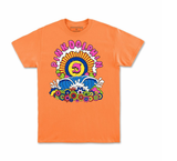 Shangri La Tee (Orange) /D2