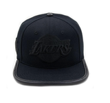 Los Angeles Lakers Logo Hat (Black)