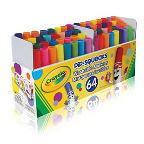 Pip-Squeaks Washable Markers