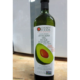 100% Pure Avocado Oil
