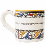 Moorish Design Latte/Soup Mug