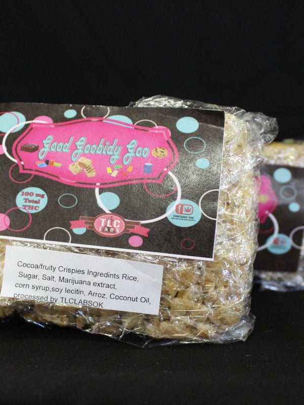 Rice Crispies Treat - THC: 100 MG