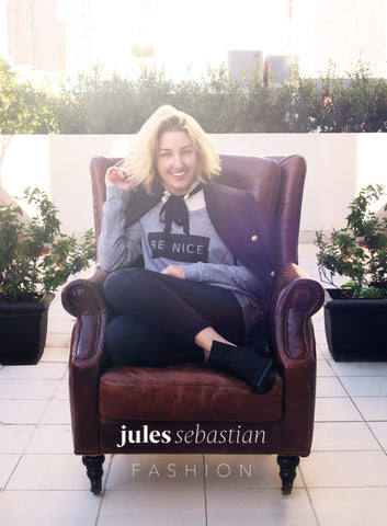 Jules Sebastian Fashion