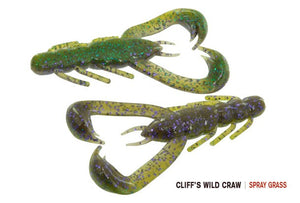 WILD THANG SERIES CLIFF'S WILD CRAW