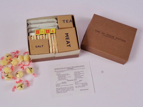 Allied Ration Items