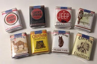 Reproduction WW2 U.S. Cigarette Packs