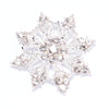 Diamante Snowflake Embellishment