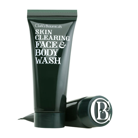 Skin-Clearing Face & Body Wash - Clark's Botanicals