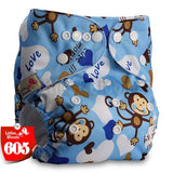 Washable Reusable Nappy/Diaper Cover Wrap