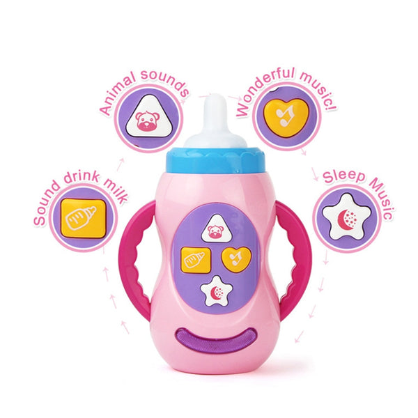 Educational Baby Bottle