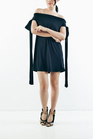 Jamie Dress in Navy