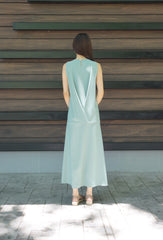 Donoma Dress in Green