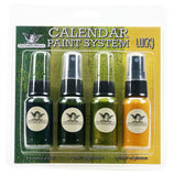 Tattered Angels Calendar Kit Paint System - Lucky
