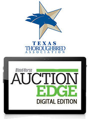 Auction Edge Digital:  2019 Texas Thoroughbred Association's Texas Summer Yearling and Mixed Sale