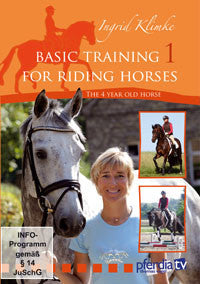 Basic Training for Riding Horses Volume 1