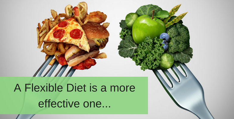 A Flexible Diet is a more effective one