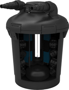 Oase-Living Water-Pressurized Pond Filter With Uv