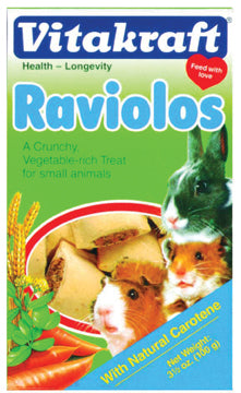 Vitakraft Pet Prod Co Inc - Raviolos