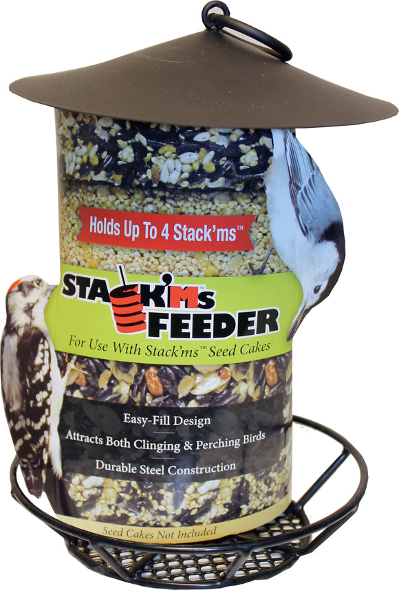Heath Mfg Co            P - Stack'ms Seed Cake Feeder