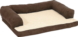 Petmate Inc - Beds - Bolstered Ortho Bed