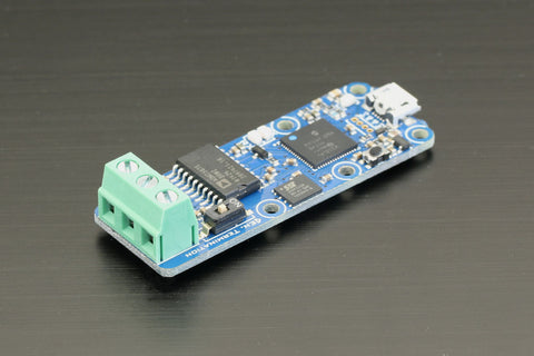 Yoctopuce RS-485 IoT Sensor Adapter