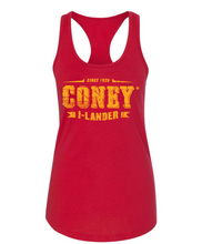 Load image into Gallery viewer, Coney Stamp Logo Tank