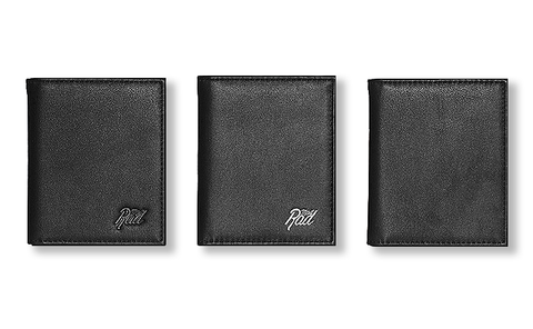 Minimalist Wallet (Black) (International Version Only*)