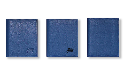 Minimalist Wallet (Blue)