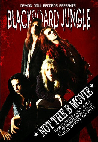 Blackboard Jungle 'Not The B Movie' DVD