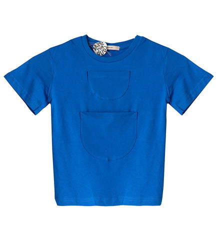 VON SONO KIDS HONEST TEE W/ POCKETS