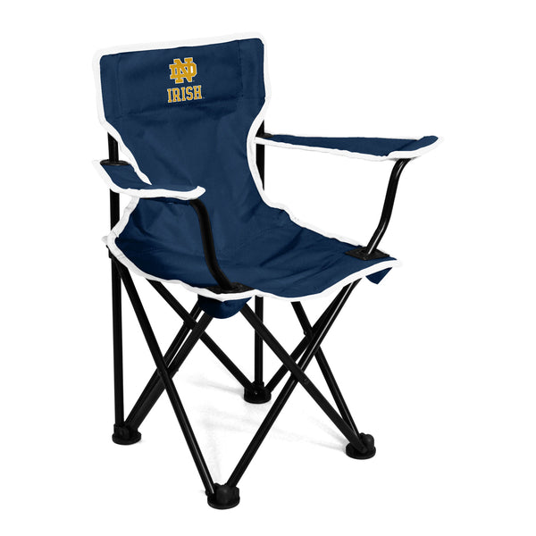 Notre-Dame-Navy/White-Toddler-Chair
