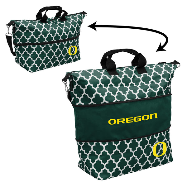 Oregon-Quatrefoil-Expandable-Tote