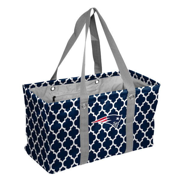 New-England-Patriots-Quatrefoil-Picnic-Caddy