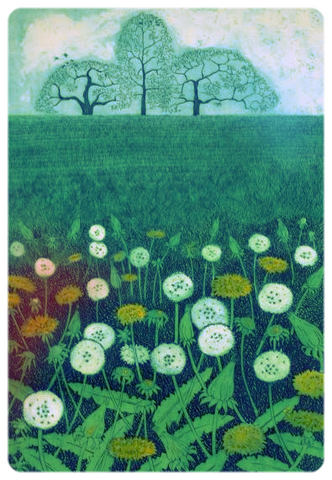 Across The Field by Diana Ashdown