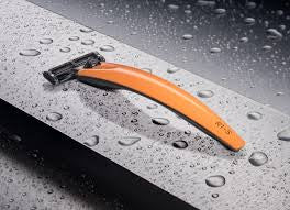 Bolin Webb R1 - S Signal Orange (Compatible with Gillette Mach 3 Blades)