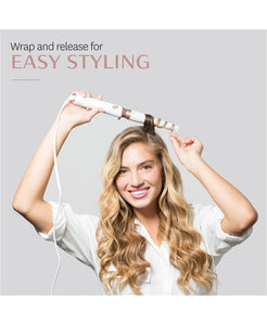 T3 Whirl Convertible Tapered Interchangeable Styling Wand
