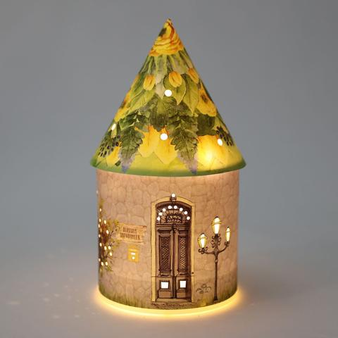 Splosh Fairy Houses-Blossom Snowdancer