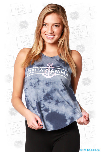 DG Anchored Marble High Neck Tank