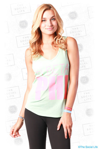 Pi Phi Match Made In Heaven Tank