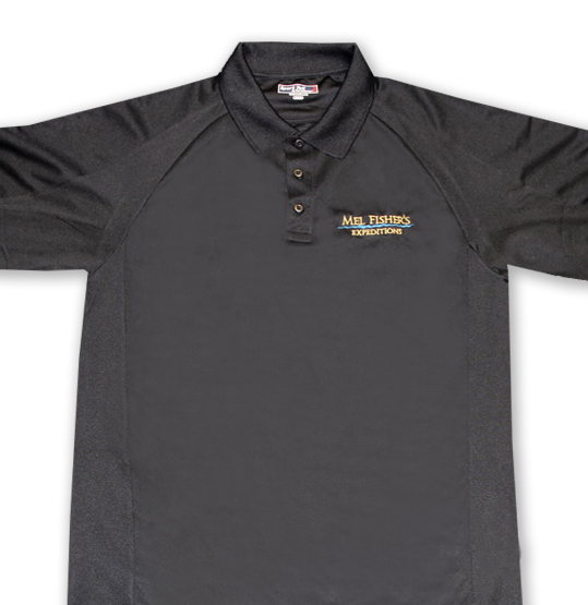 Mel Fisher's Expeditions Polo shirt