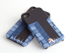Dead Prince of Persia case for iPhone 4/4s by Maya Pixelskaya
