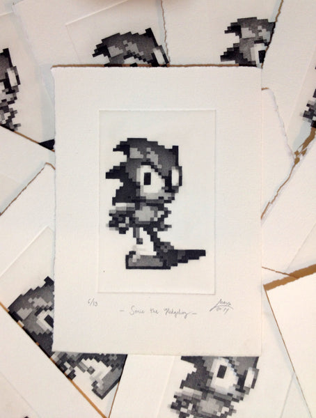 Maya Pixelskaya Sonic the Hedgehog
