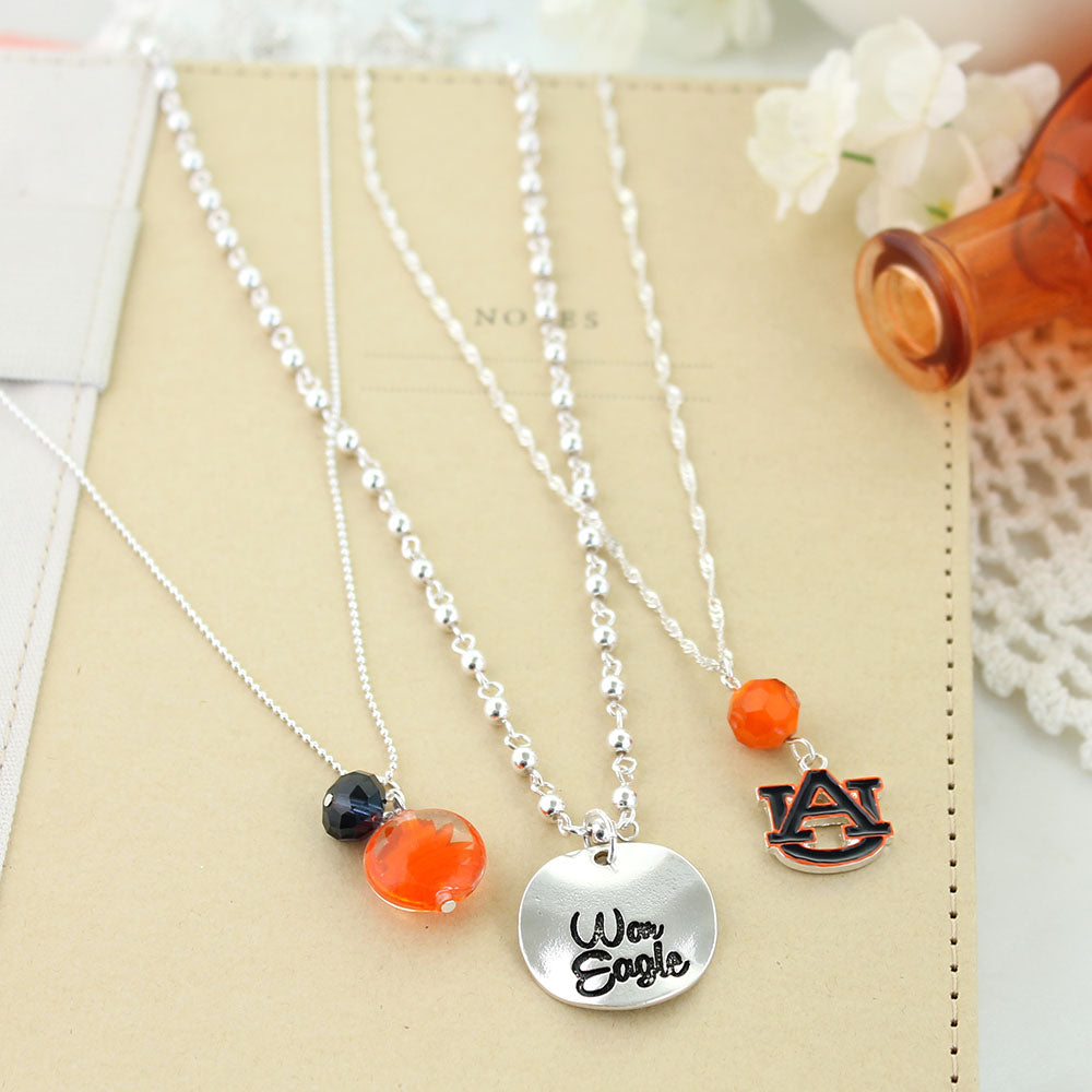 Auburn Trio Necklace Set