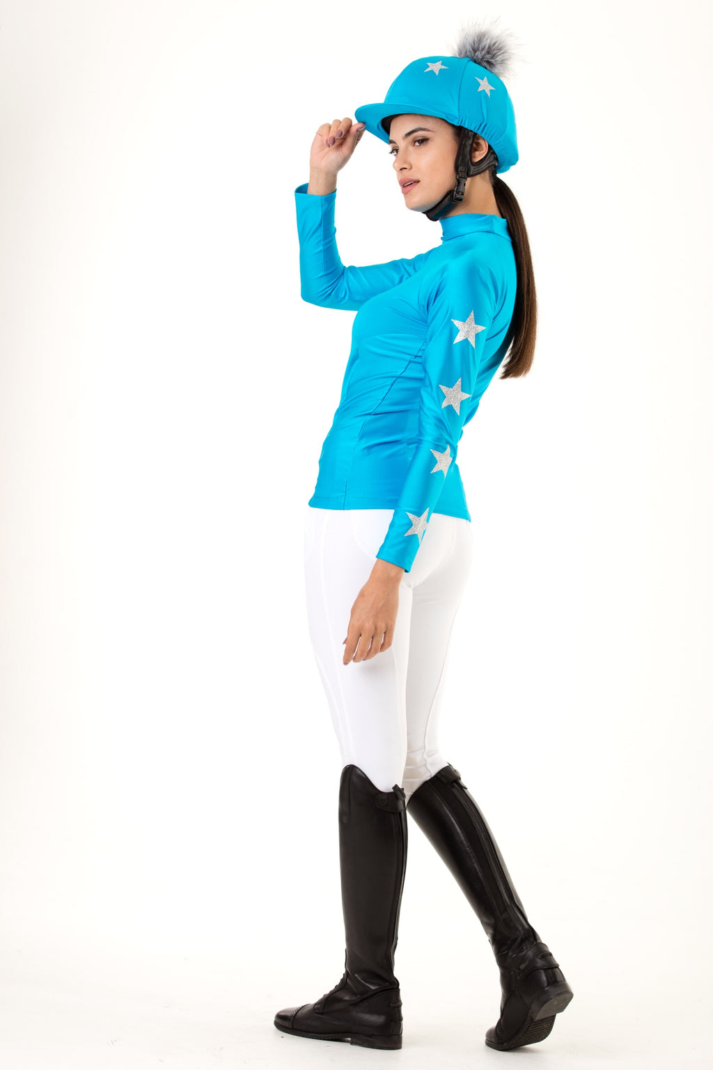 Teal & Silver Constellation XC Set
